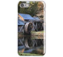 Mabry Mill Sunset iPhone Case/Skin