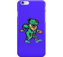 Grateful Undead bear iPhone Case/Skin