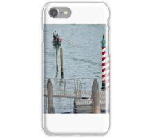 Peppermint Poles iPhone Case/Skin