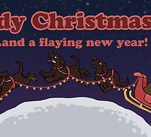Dreadful Christmas by Thrumugnyr