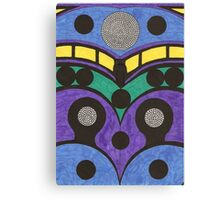 Tribal Print Canvas Print
