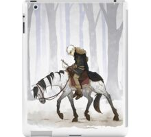 Road to Moat Cailin iPad Case/Skin