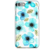 LILLY BLUE iPhone Case/Skin