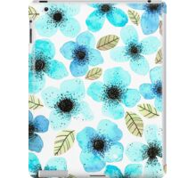 LILLY BLUE iPad Case/Skin