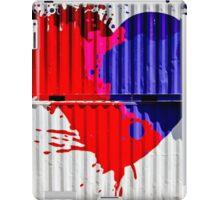 Heart Mural iPad Case/Skin
