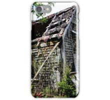 The Old One-room School House  iPhone Case/Skin