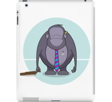 Monkey Business - Meet Tony iPad Case/Skin