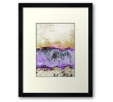 Abstract Print 12 Framed Print
