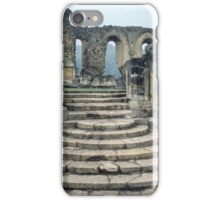 Entrance to Bylands Monastery North Yorkshire England 19840602 0001 iPhone Case/Skin