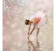Dancer in Water Photographic Print
