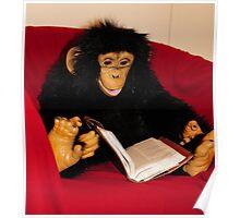 Evolution: Monkey Business Poster