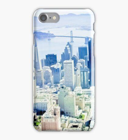 Urban Dimensions SF View iPhone Case/Skin