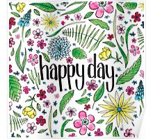 Happy Day to you! Poster