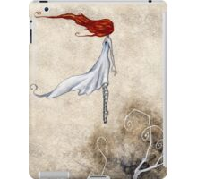 One Day She Flew Away iPad Case/Skin