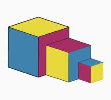 Cubes 4 by nsir