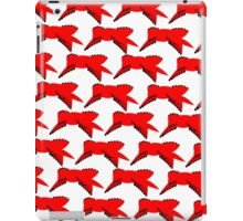 Ribbon Repeating iPad Case/Skin