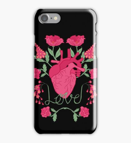 Anatomical Love iPhone Case/Skin