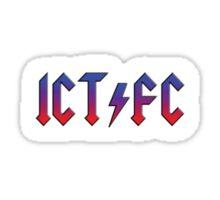 Inverness ACDC Sticker