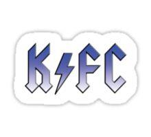 Kilmarnock ACDC Sticker