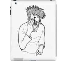 Change is on our hands and faces iPad Case/Skin
