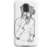 Change is on our hands and faces Samsung Galaxy Case/Skin