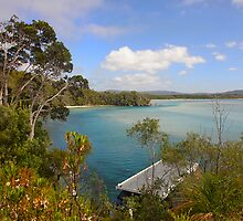 Nornalup Inlet by georgieboy98