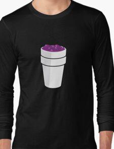 CODEINE CARTOON Long Sleeve T-Shirt