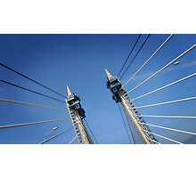 Penang Bridge, Malaysia Photographic Print
