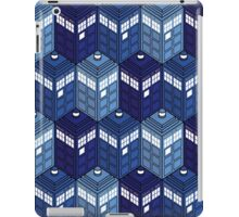 Infinite Phone Boxes iPad Case/Skin