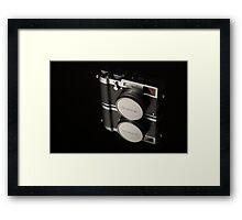 Fujifilm x100t Camera Framed Print