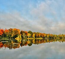 Grants Lake by Kathleen   Sartoris