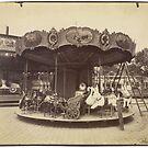 Carousel Fête du Trône, 1923 Paris France Photograph by T-ShirtsGifts