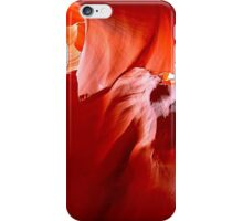 Slot Canyon Light Reflections iPhone Case/Skin