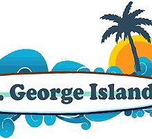 St. George Island - Florida. by America Roadside.