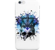 Why be blue? iPhone Case/Skin