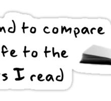 Books I Read Sticker
