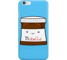 Nutella iPhone Case/Skin