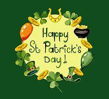 Happy St Patrick`s Day by JuliaBadeeva