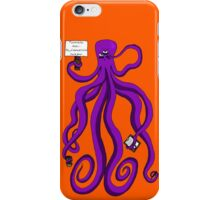 Protest Octopus iPhone Case/Skin