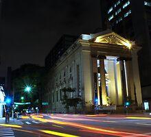 São Luiz Gonzaga Church by Gabriel Skoropada