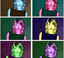Taylor In Color by Lovlyone