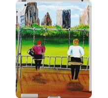 Preserving Youth iPad Case/Skin