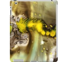 Abstract Gold Painting  iPad Case/Skin