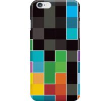 Mosaic 1494 - Tetris Mosaic iPhone Case/Skin