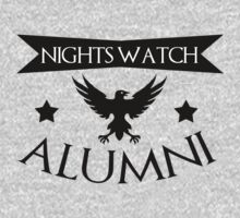 game of thrones nights watch alumni graduate by romysarah