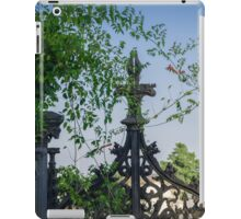 Authority Over the Grave iPad Case/Skin