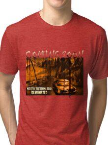 NotLD:R Coming Soon (Opening Titles) Tri-blend T-Shirt