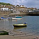 Mousehole Harbour,  Pronouced (MOUSELE) by Malcolm Chant