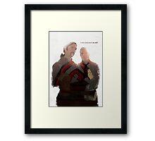 True Detective - After You've Gone Framed Print