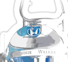 Fernando Alonso 2015 McLaren Honda Sticker